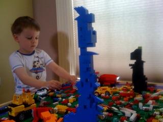 Lost in Legoland
